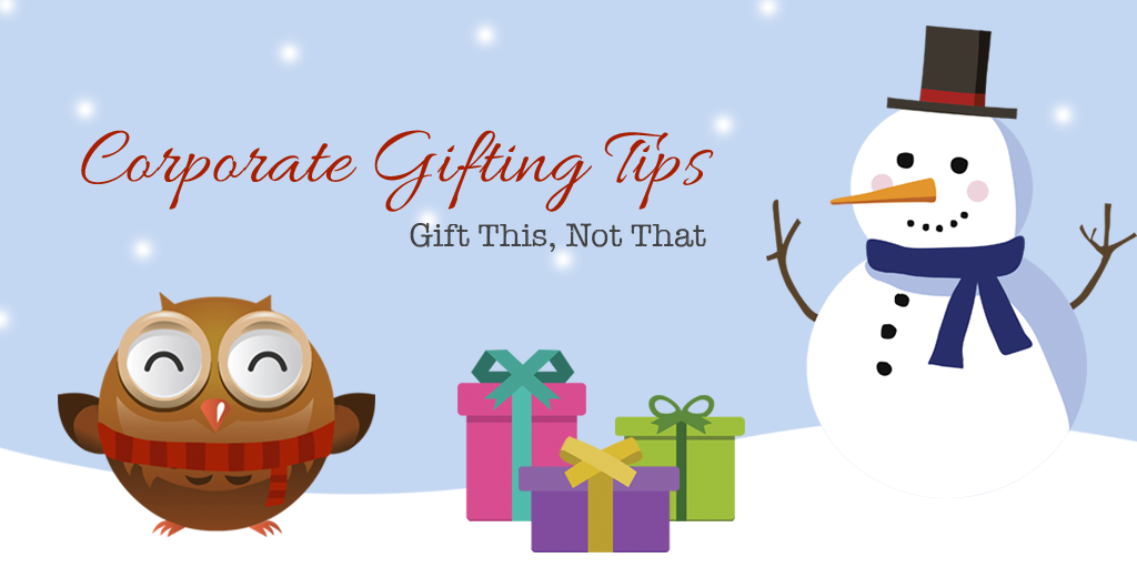 corporate gifting infographic head