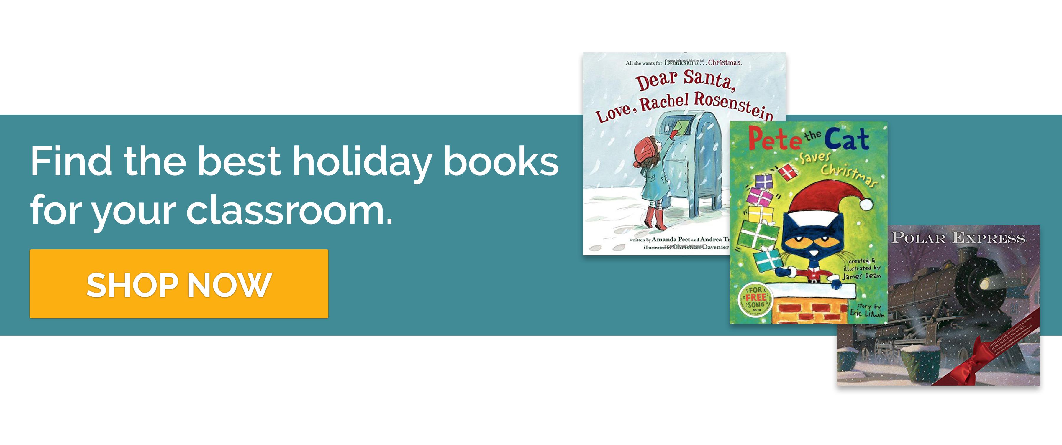 edu holiday books