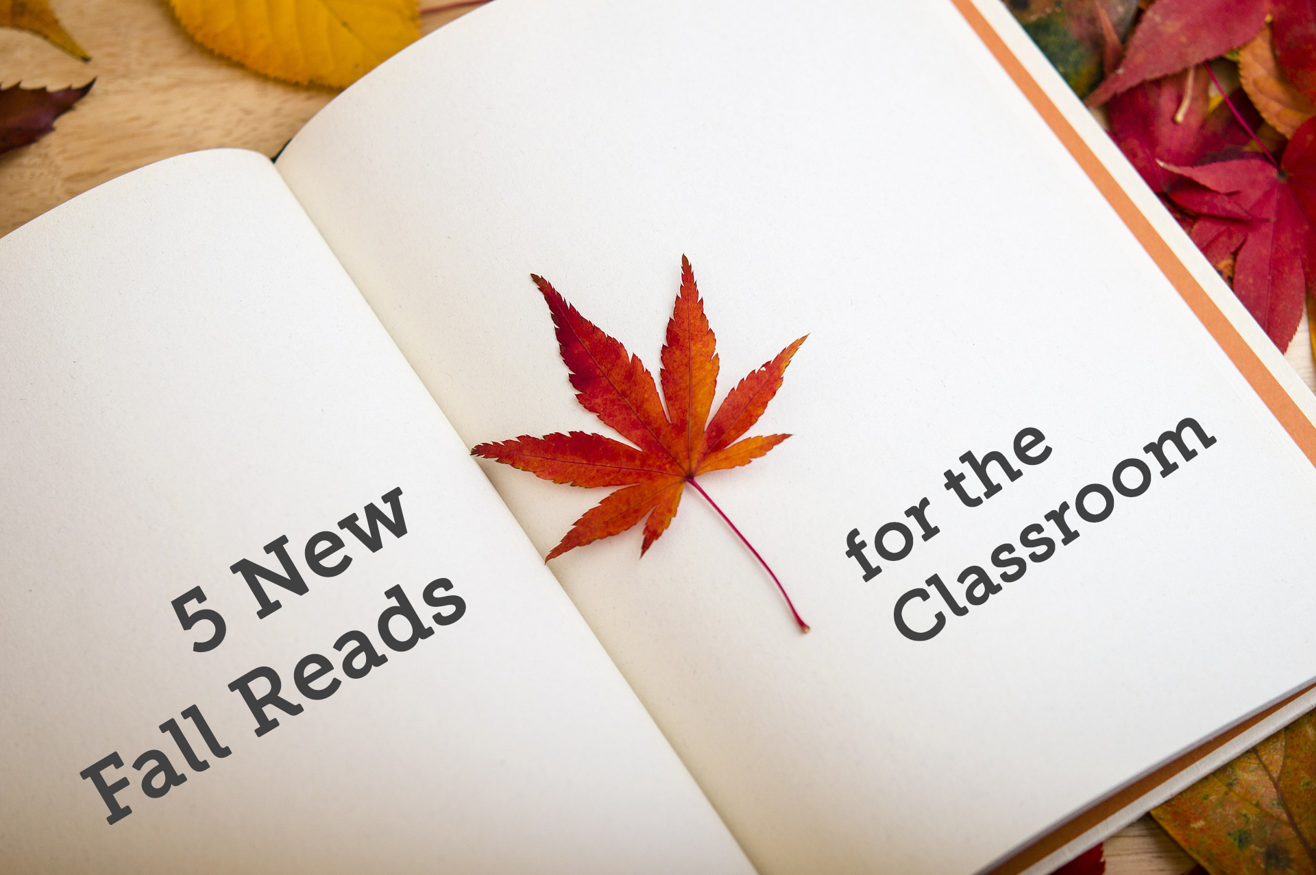 fall reads for the classroom
