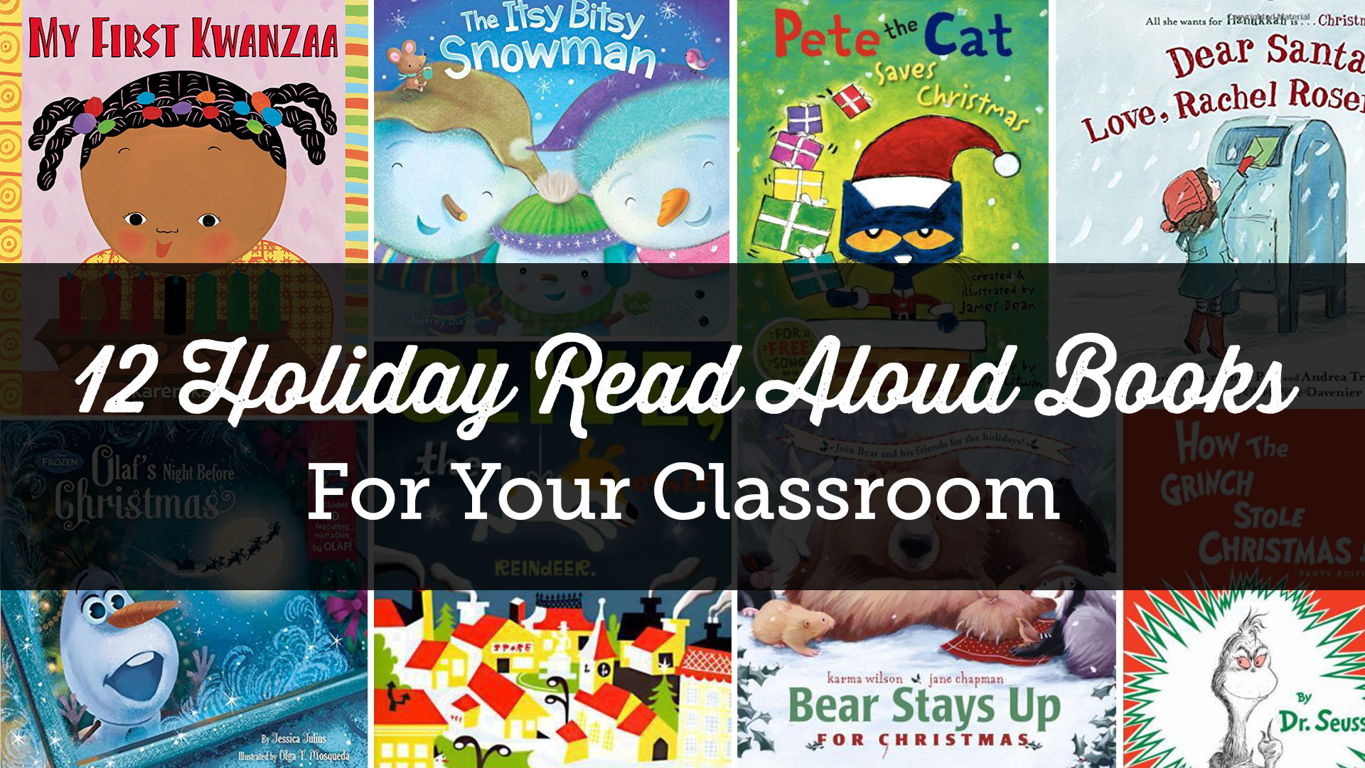 holiday books to read out loud