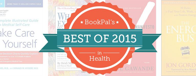 best health books of 2015