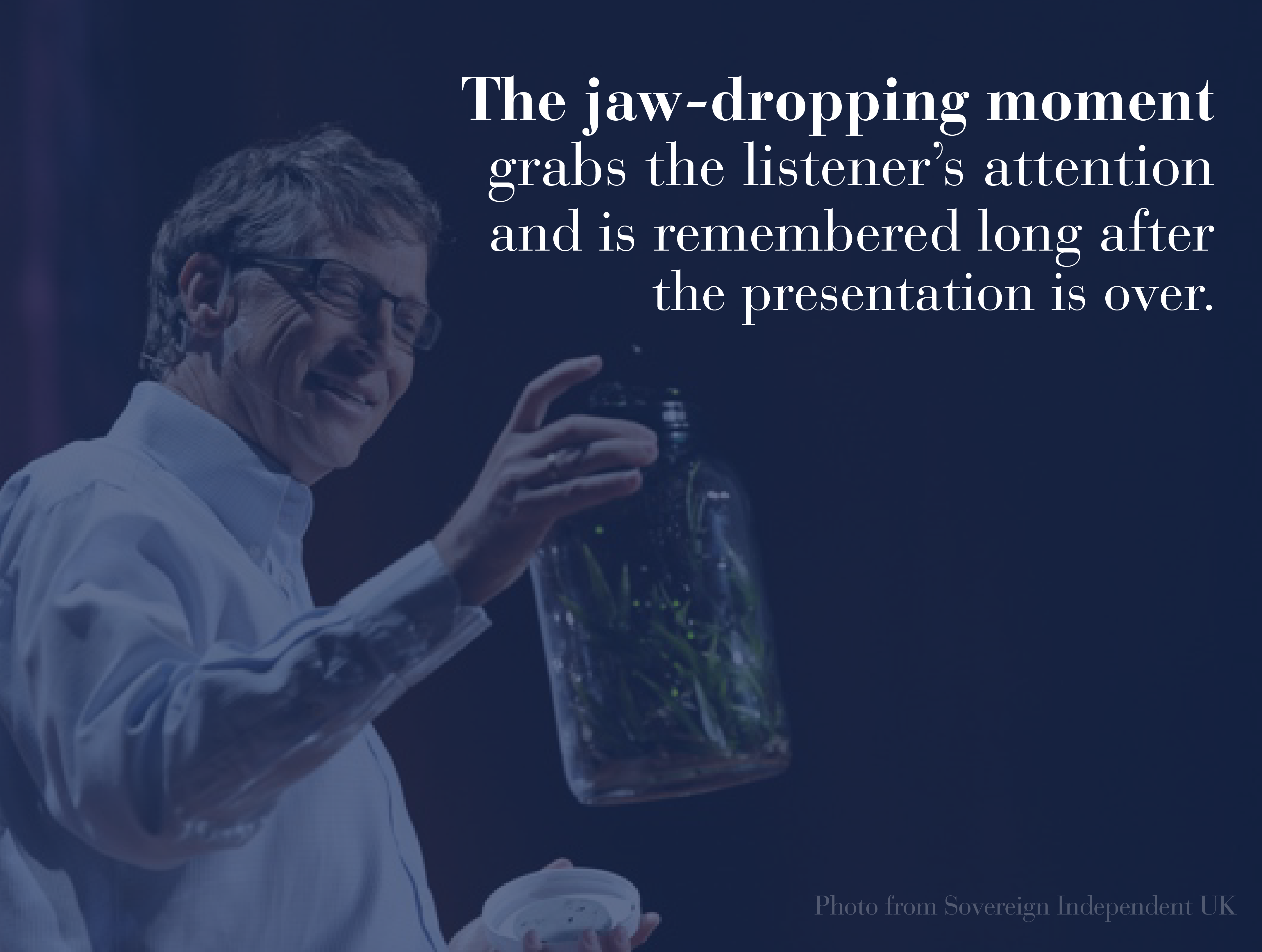 9 Public Speaking Tips from Today's Best TED Talks from Carmine Gallo 3-20