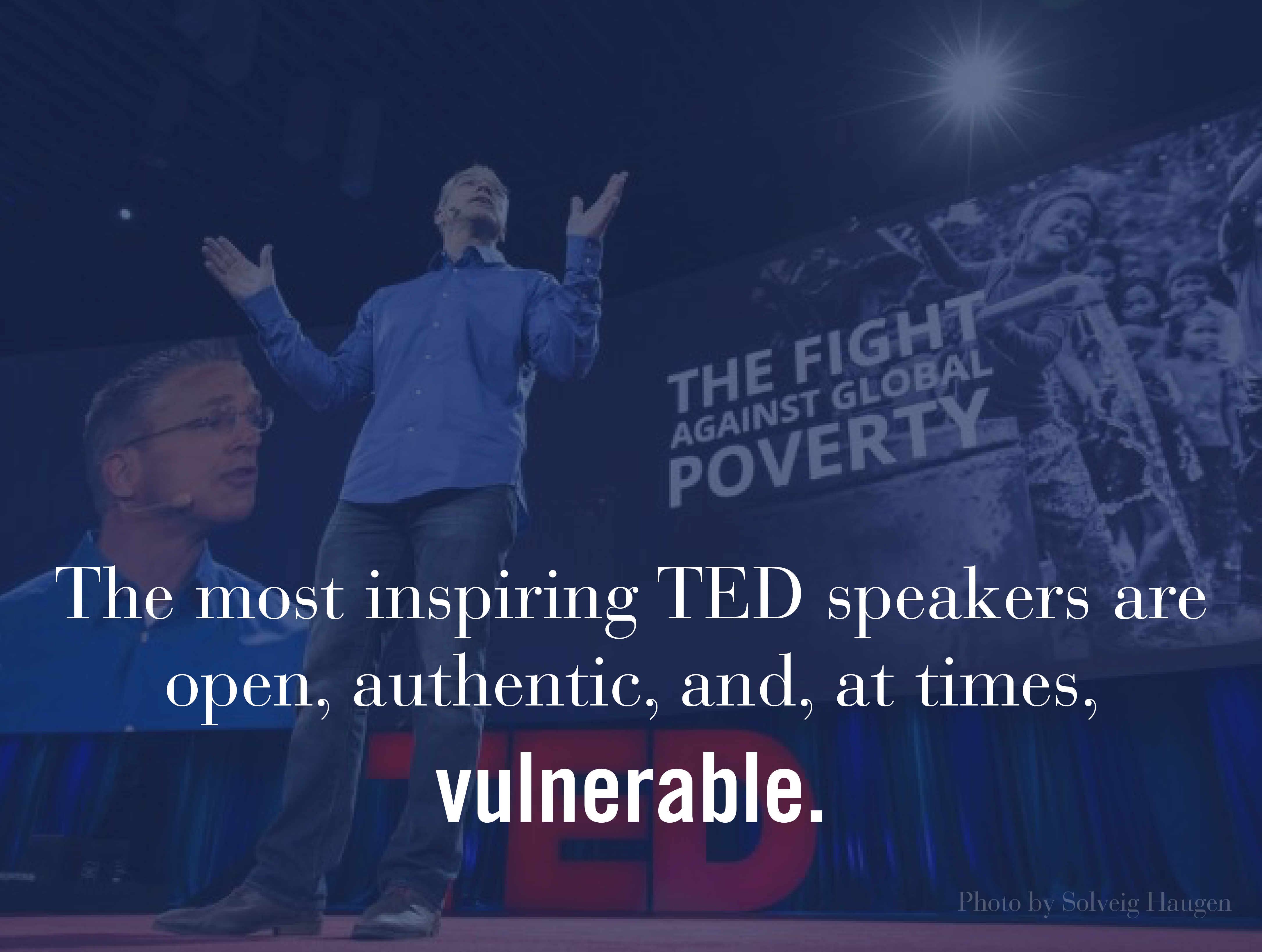 9 Public Speaking Tips from Today's Best TED Talks from Carmine Gallo 3-31