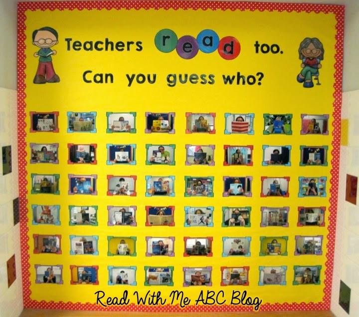 teachers read too