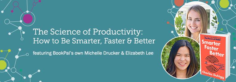smarter faster better webinar