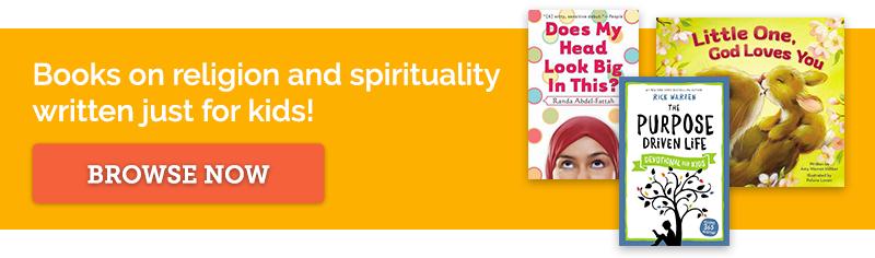 religion books for children