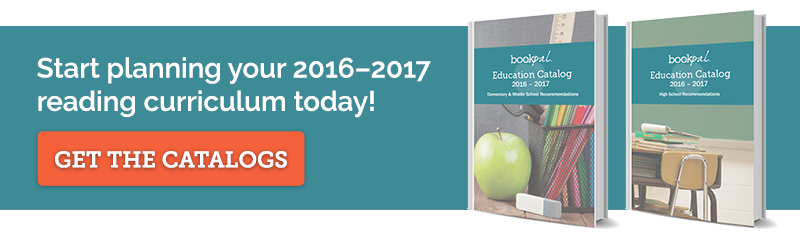 2016 books for the classroom