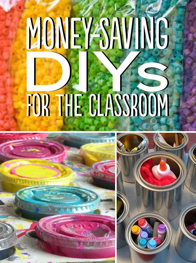 DIYs for the classroom