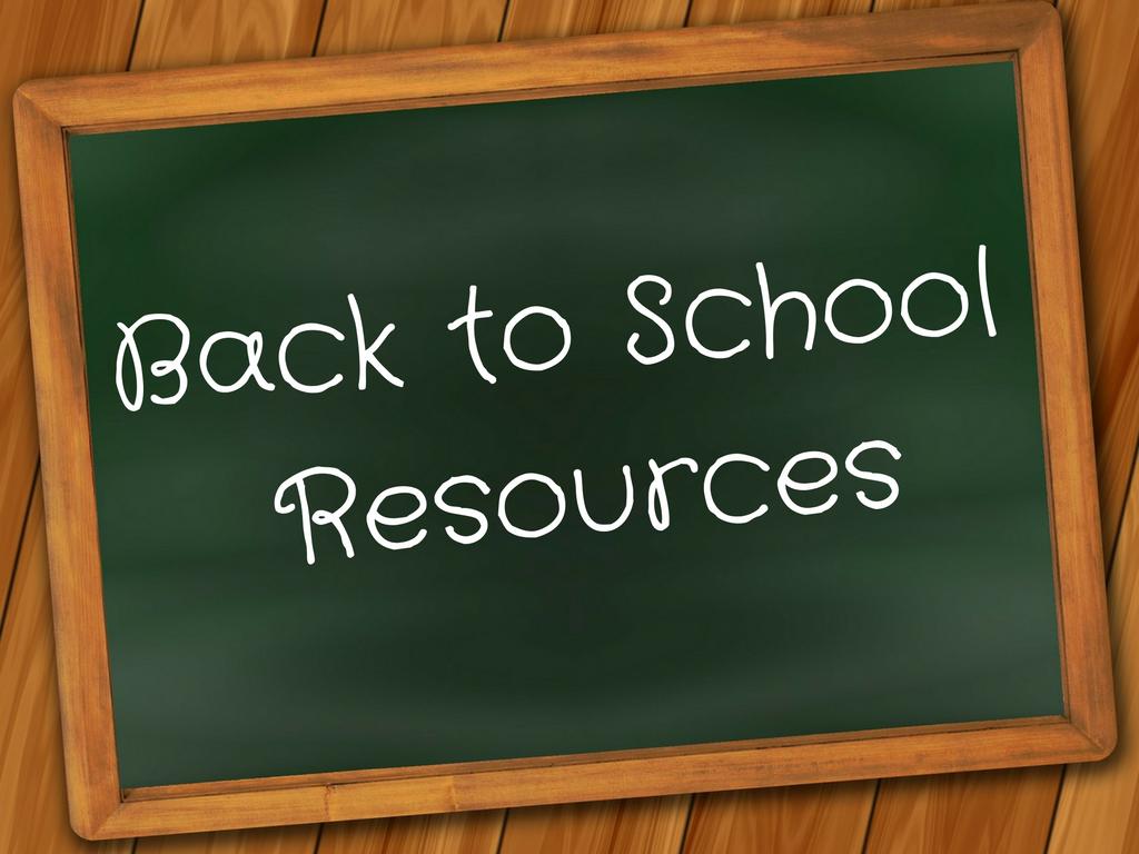 back-to-schoo-resources