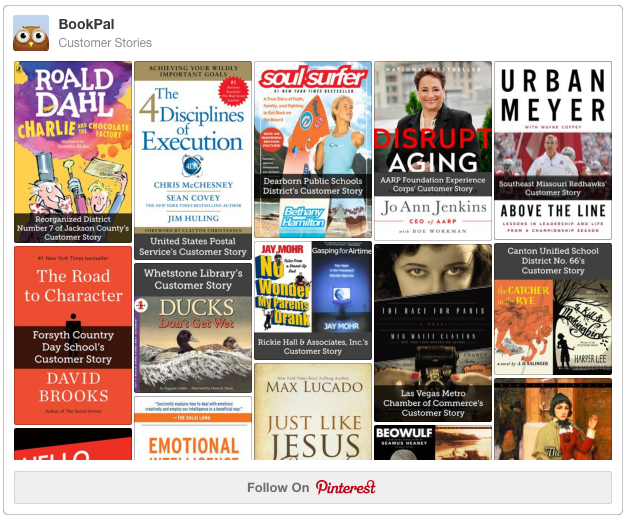 BookPal Customer Stories