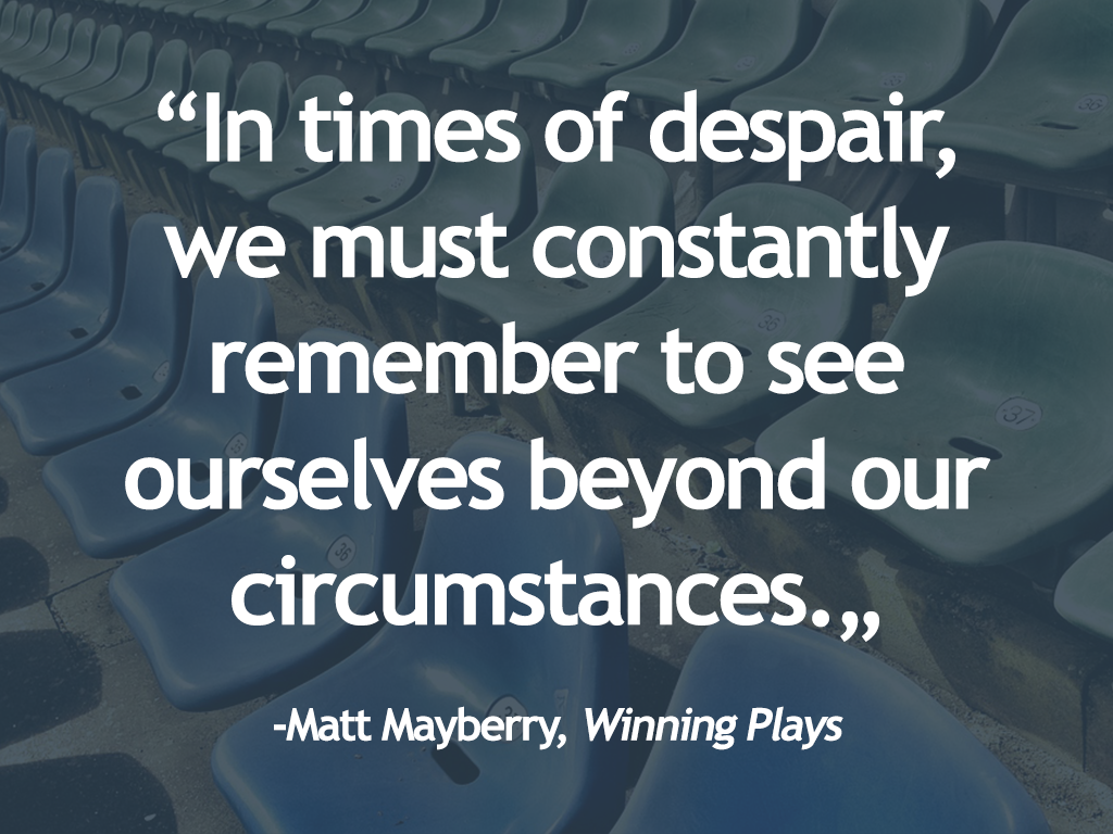Matt Mayberry Quote 4
