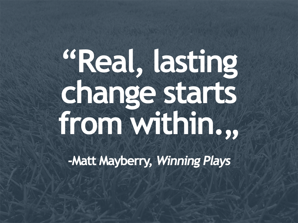 Matt Mayberry Quotes 1