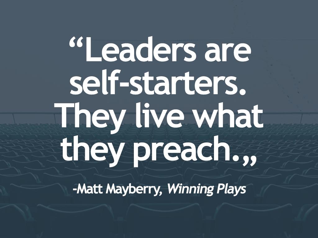 Matt Mayberry quote 2