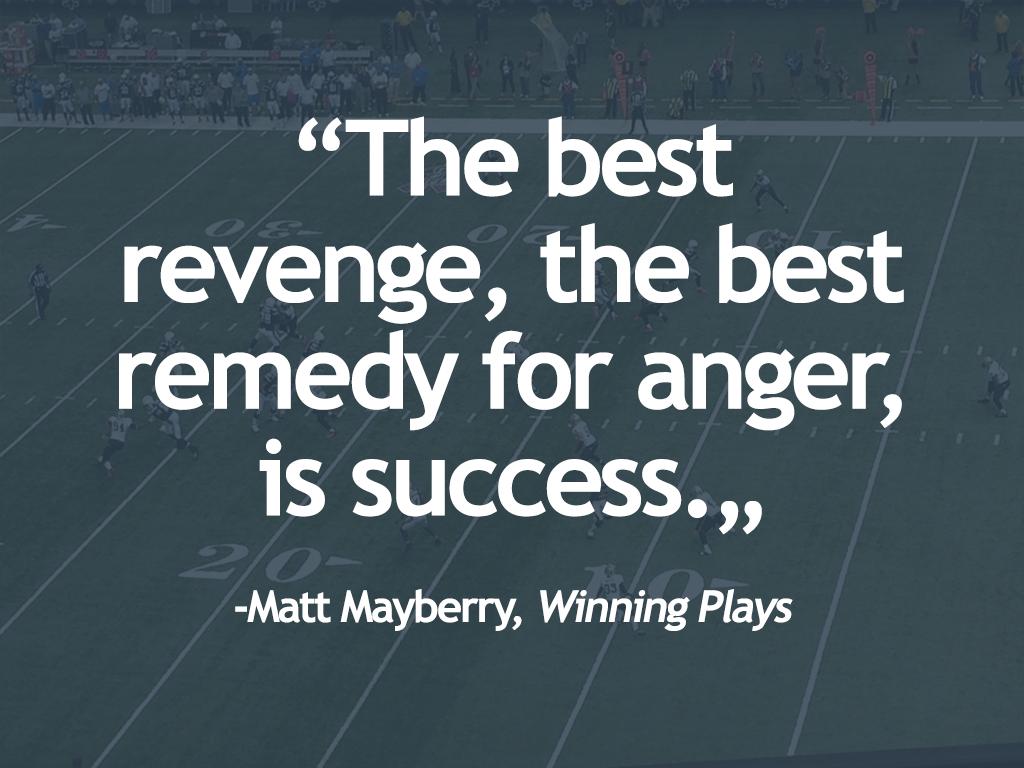 Matt Mayberry quote 3
