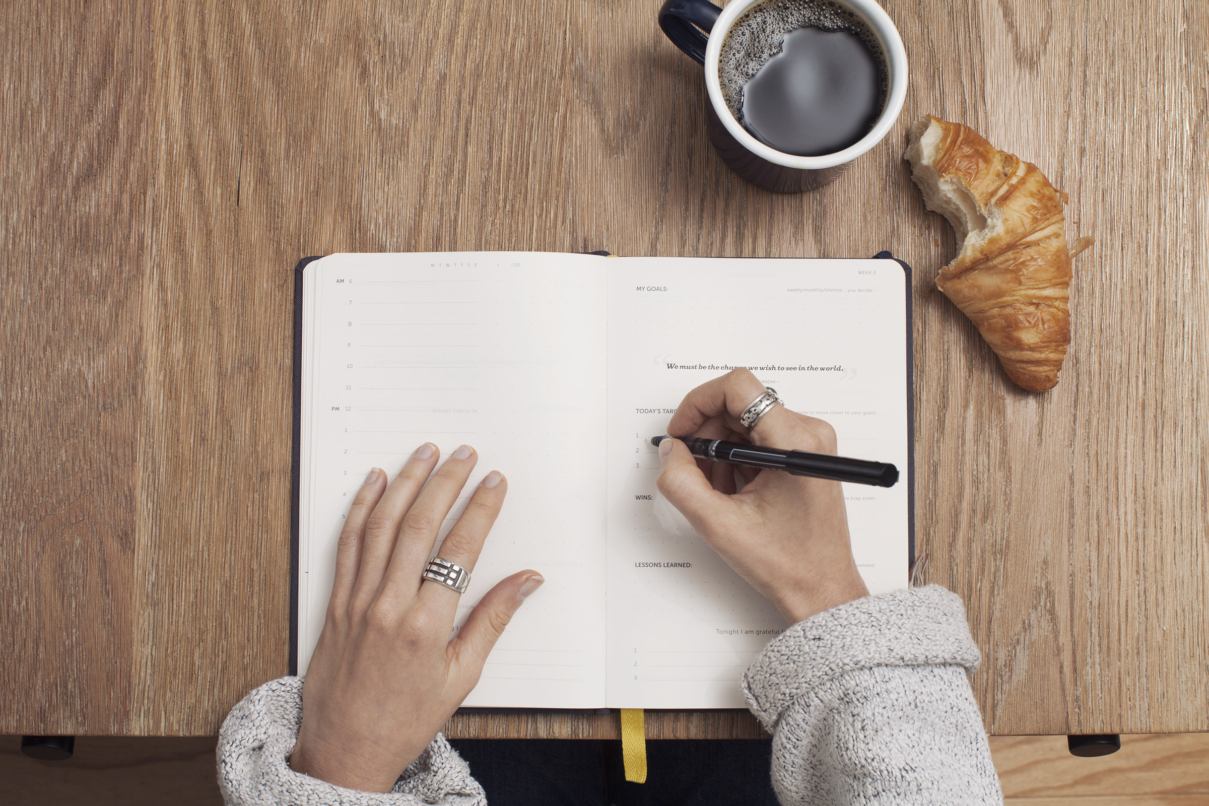 productivity tips from getting things done