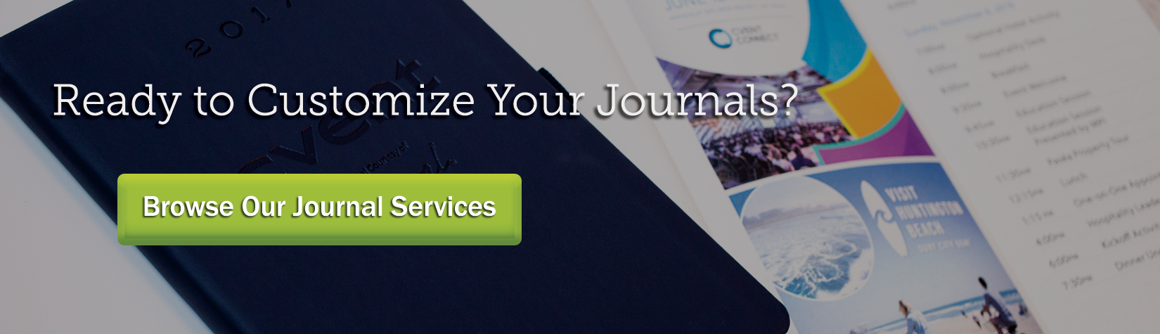Custom Journals With Logo Services