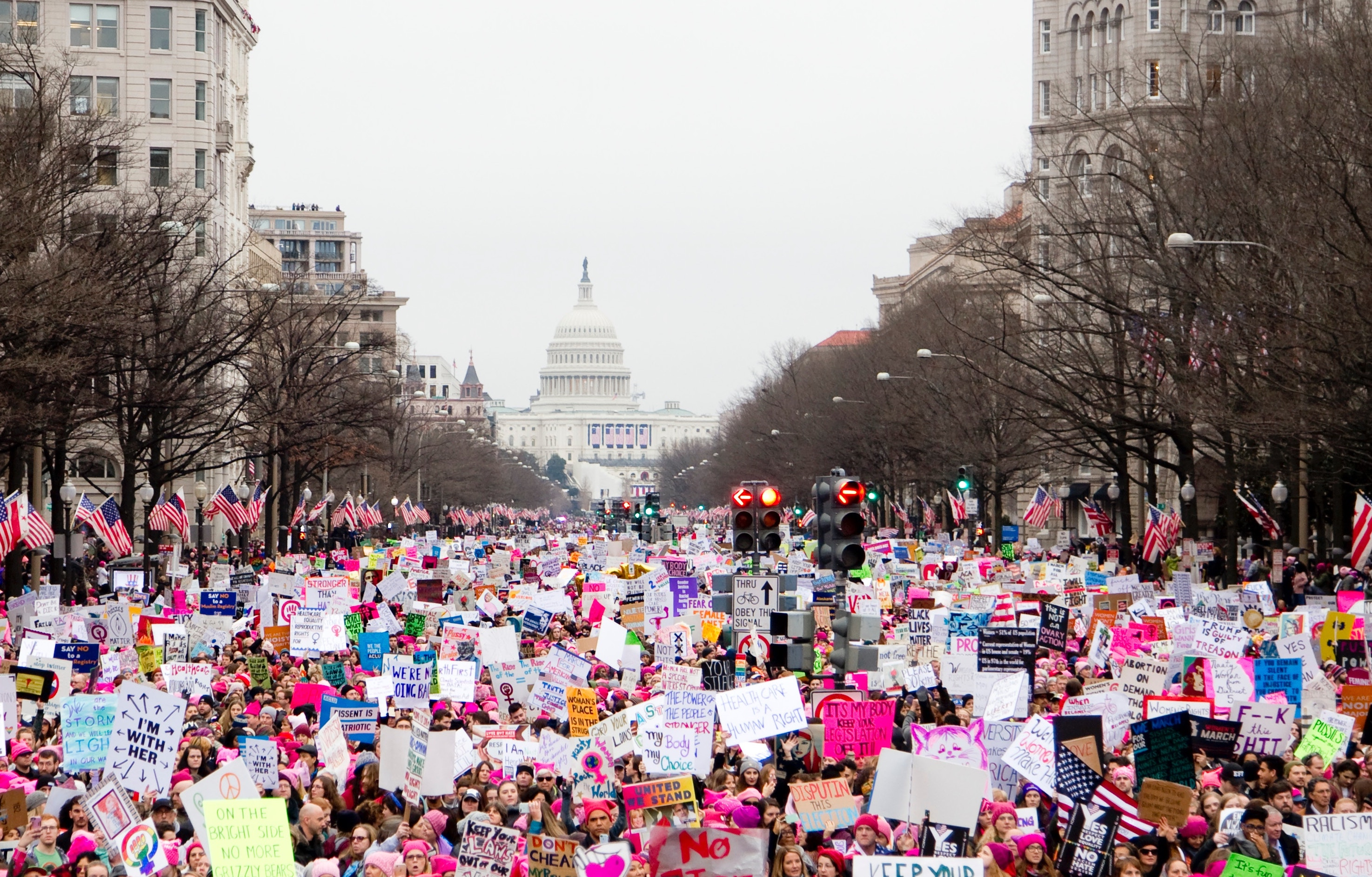 women's march what's next