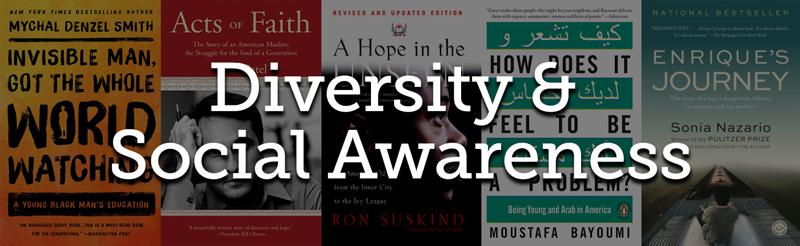 Diversity & Social Awareness FYE Books