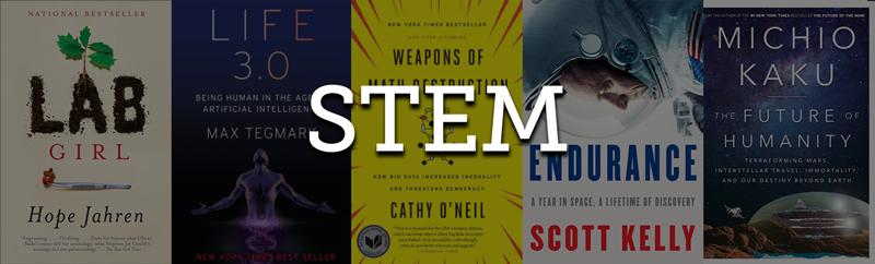 STEM FYE Books