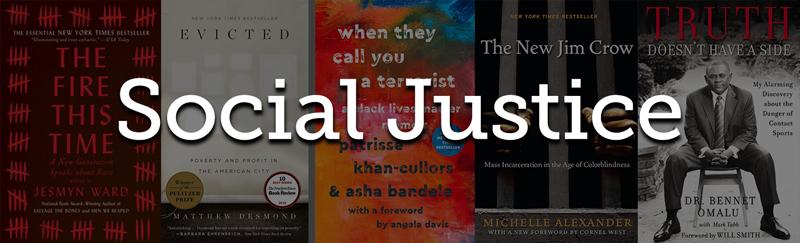 Social Justice FYE Books
