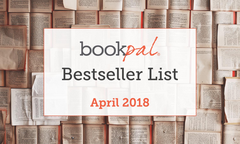 April Bestseller List
