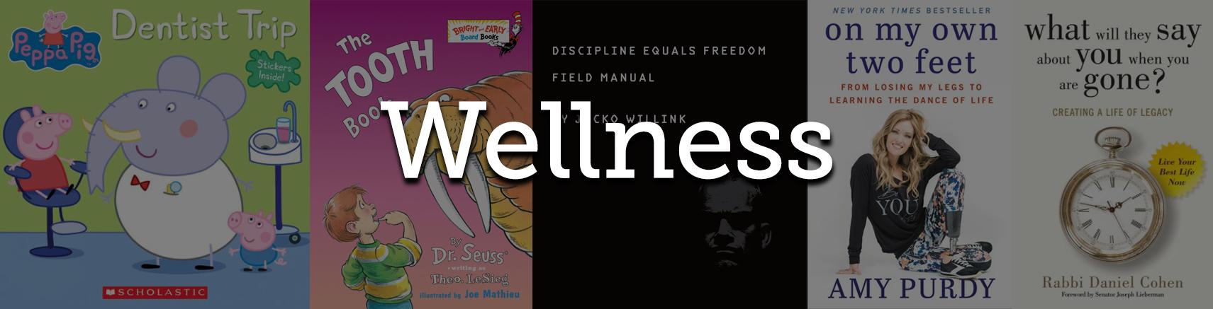Wellness Bestseller List