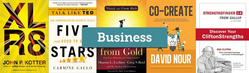 Business Bestseller List