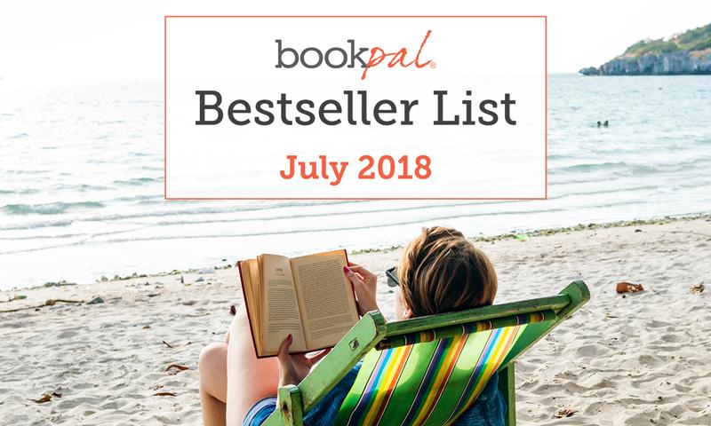 BookPal's July Bestseller List