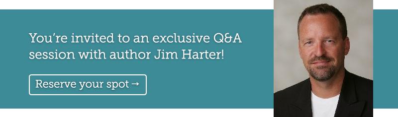 Jim Harter Q&A