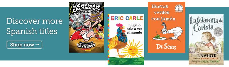 Shop Spanish Titles