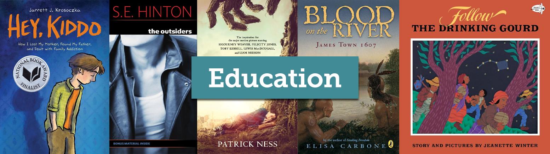 Education Bestseller List