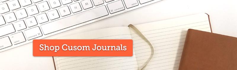 Shop Custom Journals