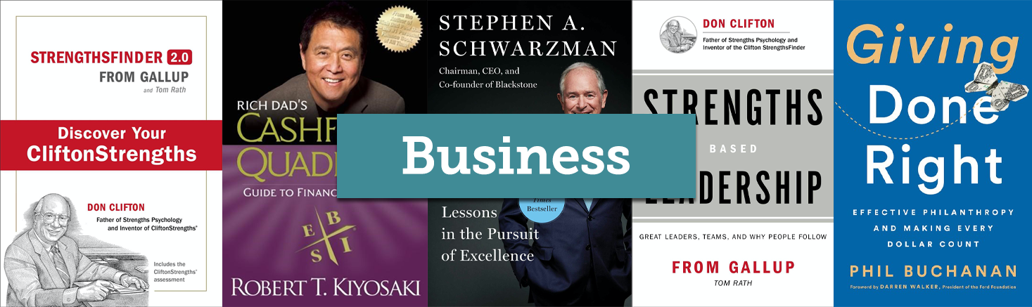 Business Bestseller List