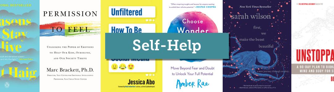 Self-Help (Mental Health Awareness Month)