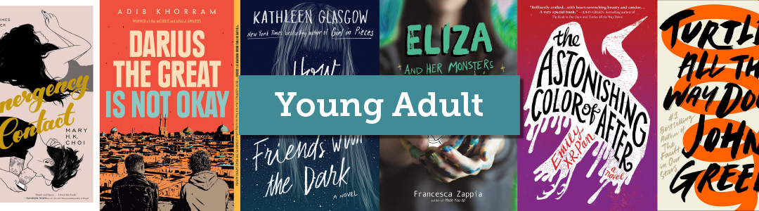 Young Adult (Mental Health Awareness Month)