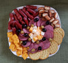 Ends & Pieces are a fun snack on a cheese plate.