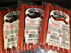 Venison and Elk sticks available too.