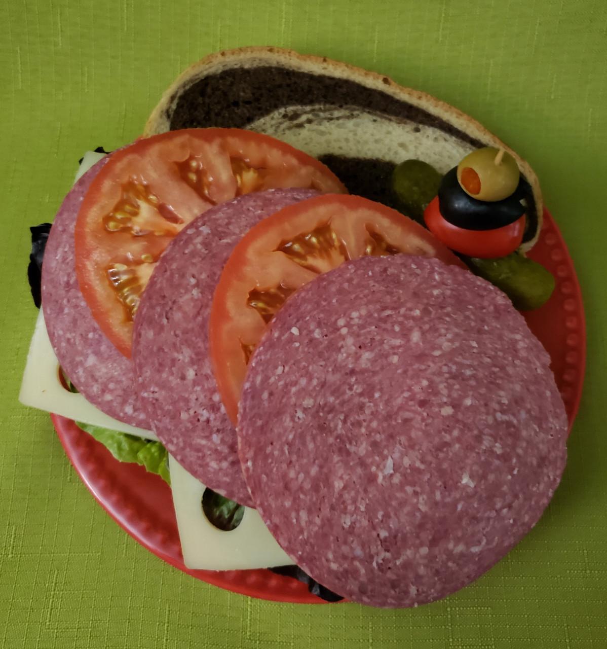 Sandwich sized