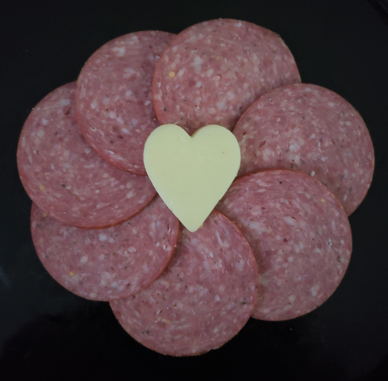 Silver Creek Venison Summer Sausage with pork & beef  2 lbs.
