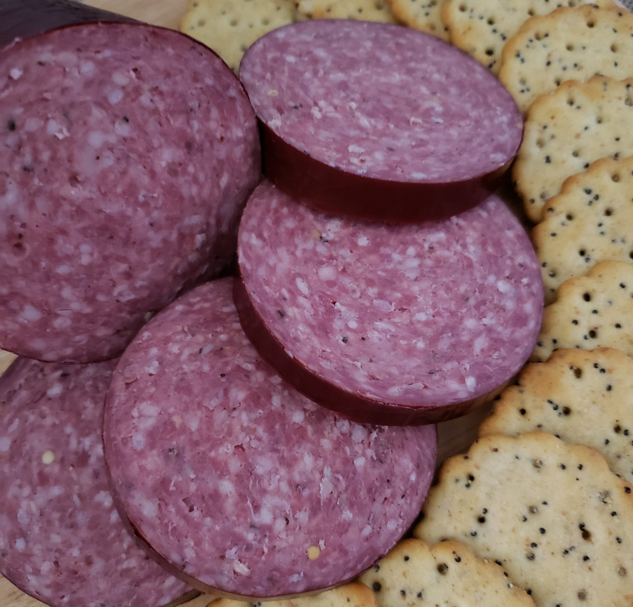 Silver Creek Beef Summer Sausage 24 oz.