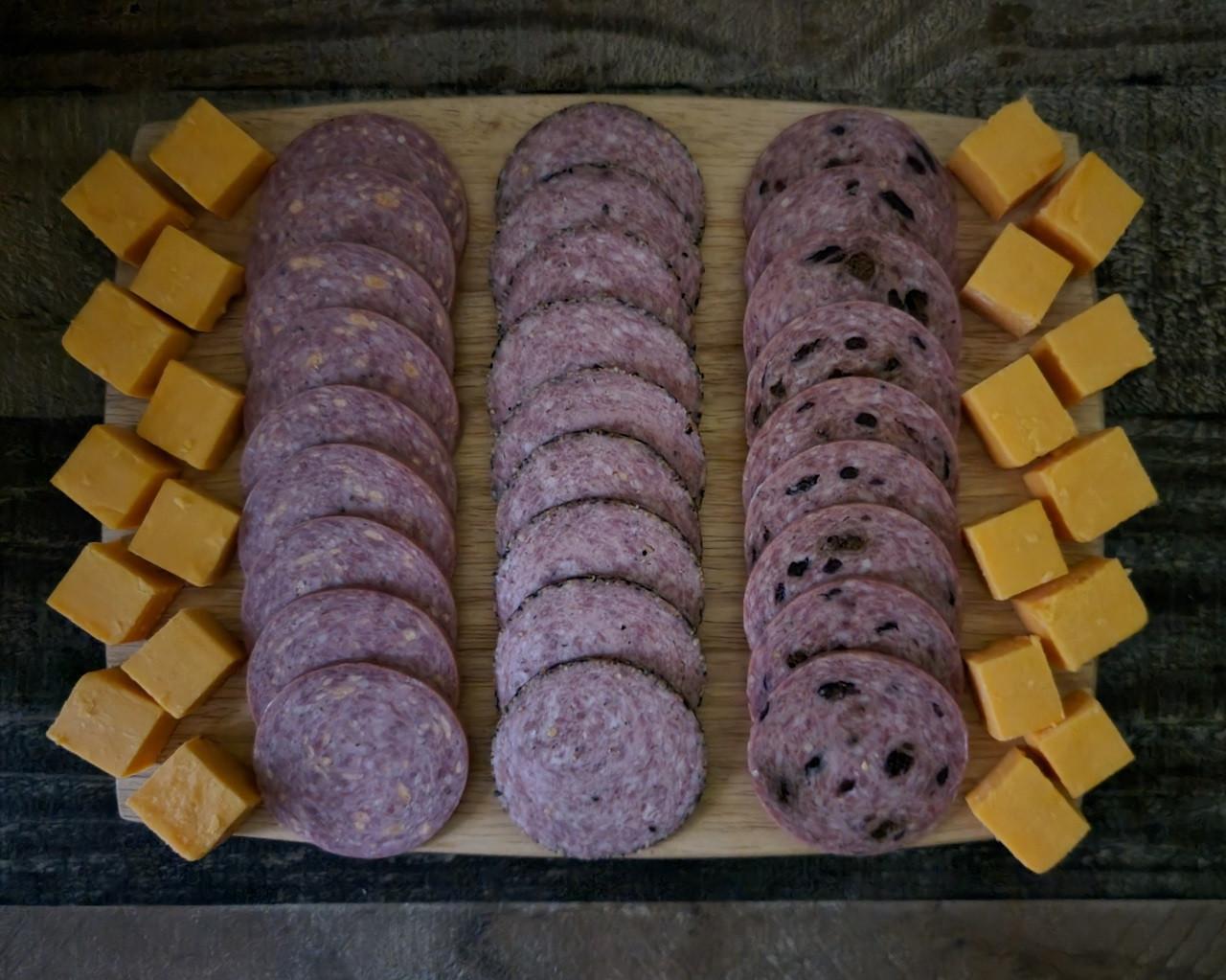 Silver Creek Summer Sausage Sampler