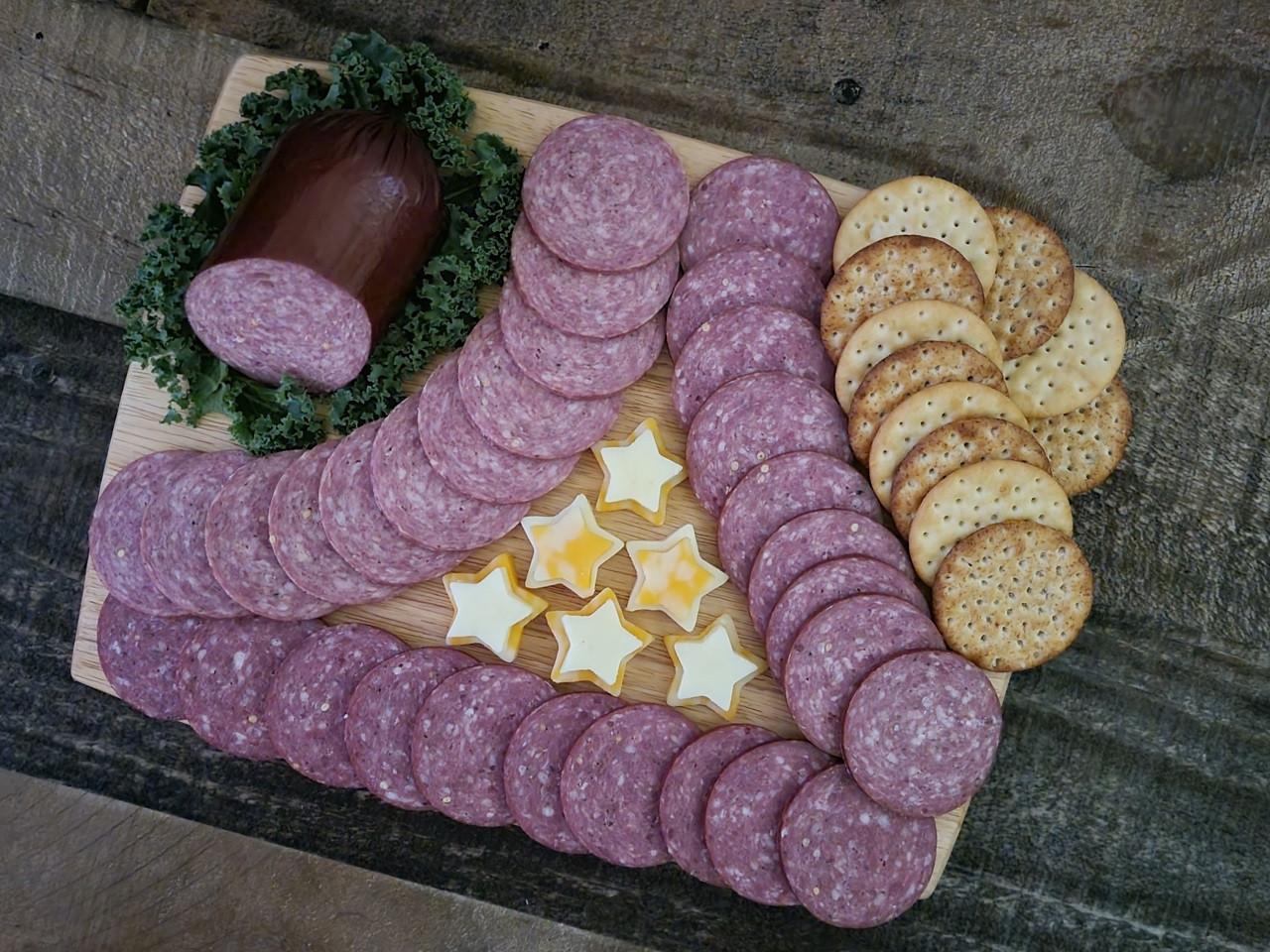 Silver Creek Wild Game Summer Sausage Sampler