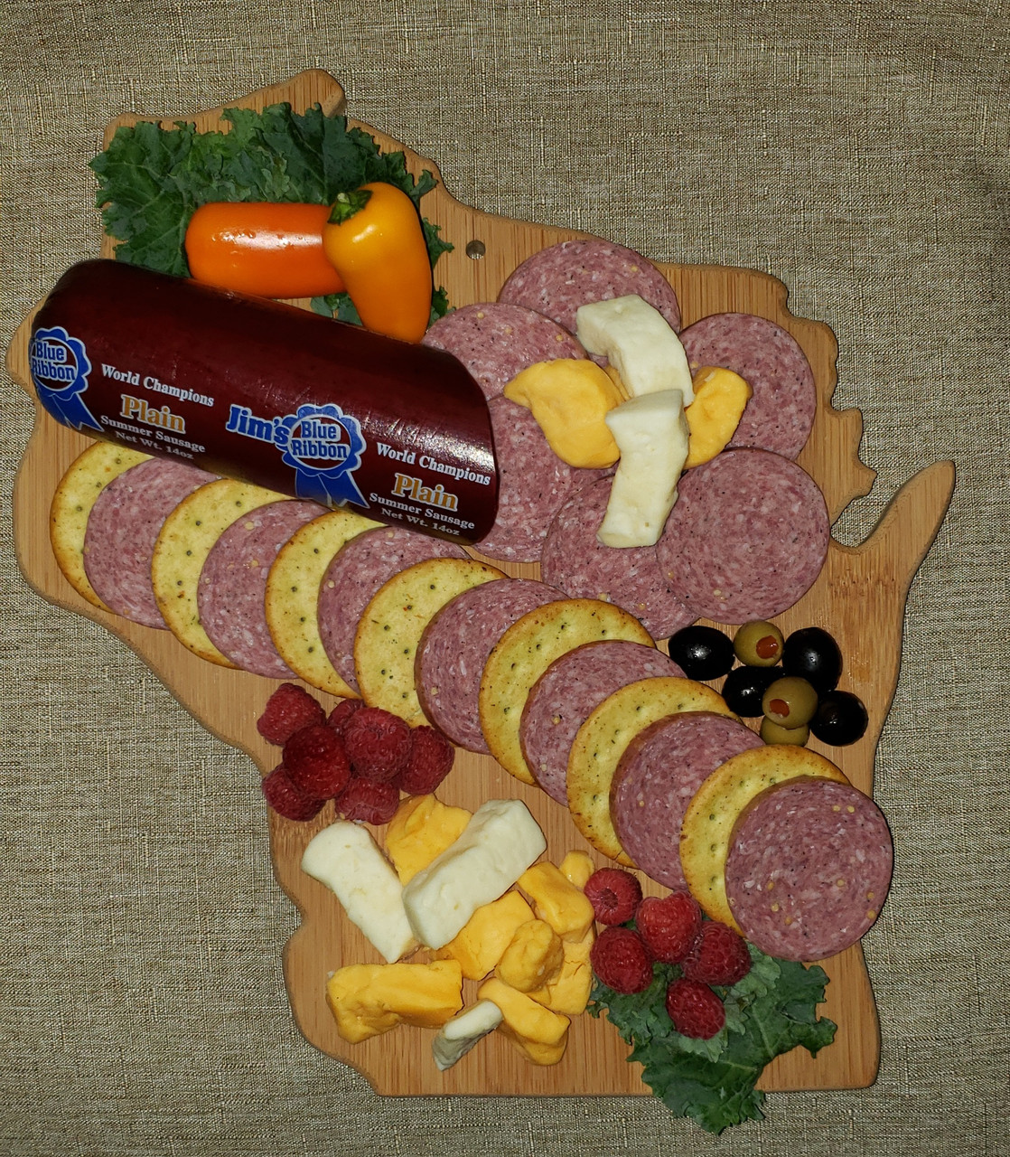 Enjoy with your favorite cheese and crackers.