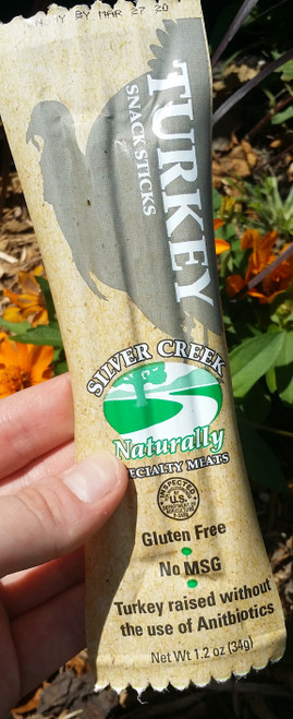 1.2 oz Turkey All Natural Snack Stick