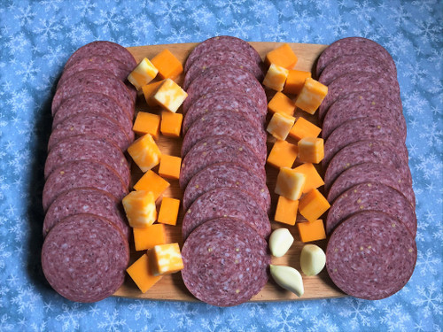 Jim's Blue Ribbon Summer Sausage Sampler