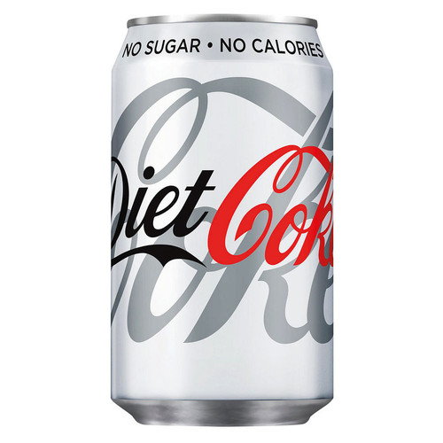 Diet Coca-Cola Can 330ml