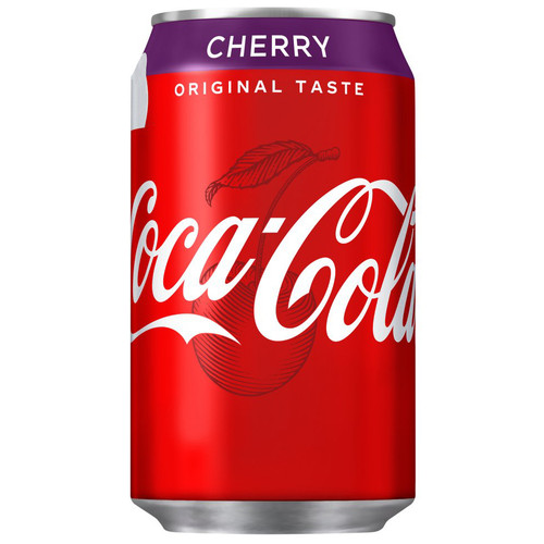 Coca-Cola Cherry Can 330ml