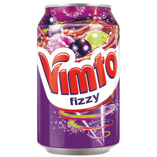 Can of Vimto 330ml