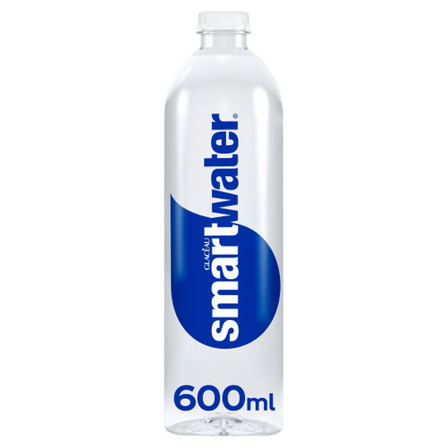 Bottle of Smart Water 600ml
