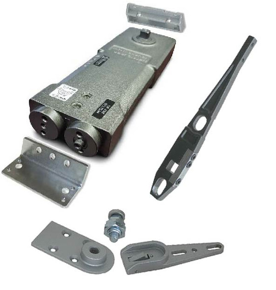 International 511 ANSI Grade 1 Adjustable 5lb.+ ADA OH Closer Kit - Side Arm  105 NHO